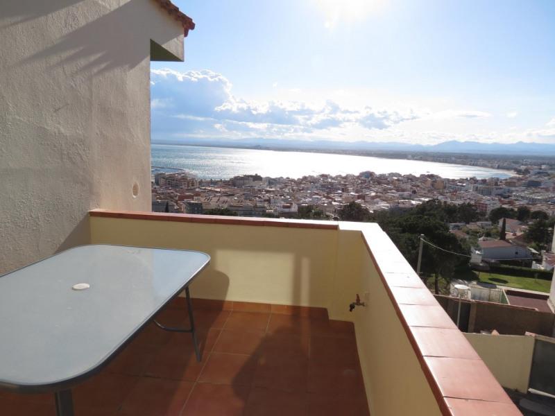 Venta  apartamento Roses centre 279000€ - Fotografía 4