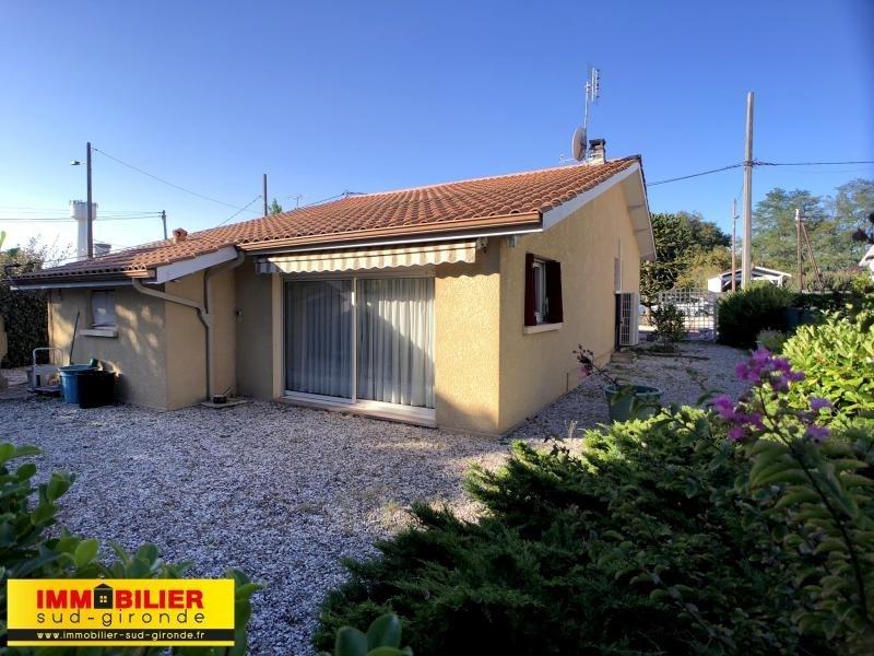 Vente maison / villa Podensac 228000€ - Photo 2