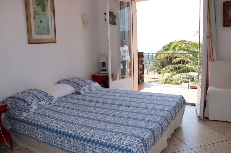 Vacation rental house / villa La croix valmer 3 000€ - Picture 23