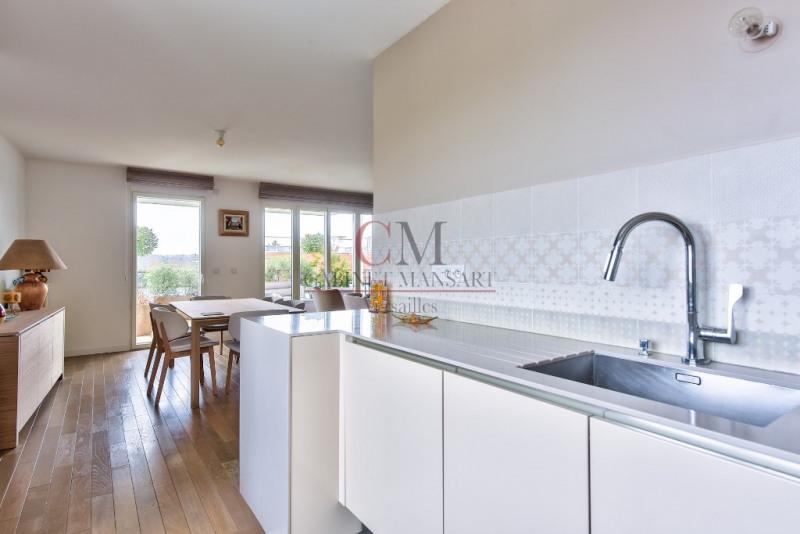 Vente de prestige appartement Saint cloud 1190000€ - Photo 5