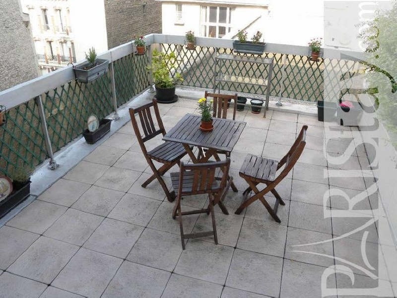 Sale apartment Paris 17ème 655 000€ - Picture 1