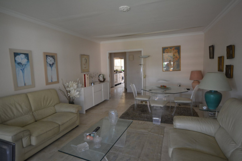 Sale apartment Juan-les-pins 264 000€ - Picture 1