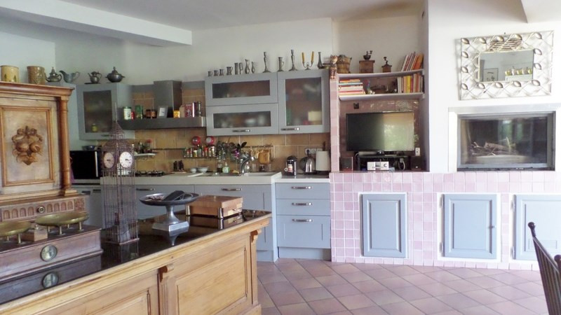 Vente de prestige maison / villa Orange 586000€ - Photo 6