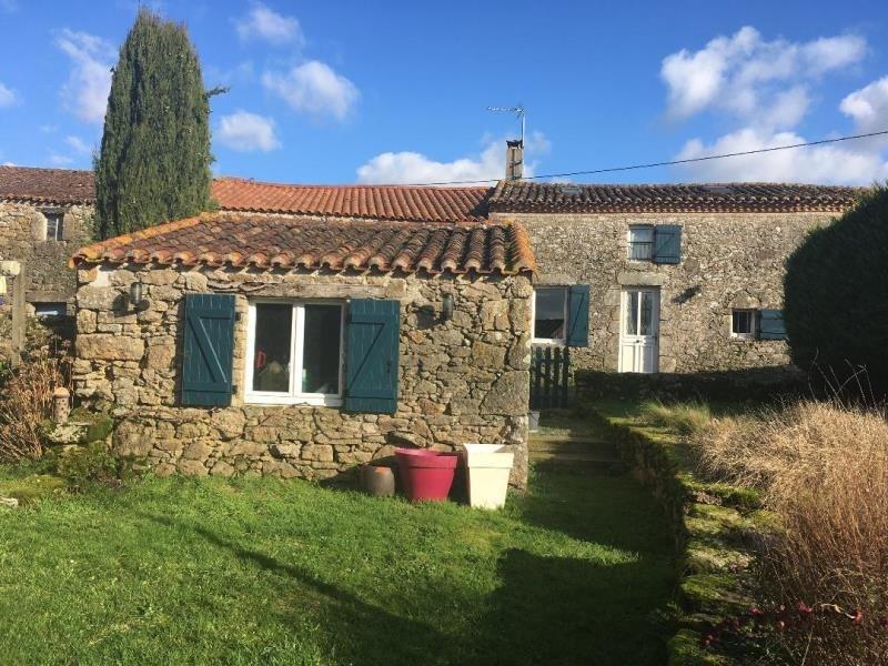 Sale house / villa Getigne 259500€ - Picture 1