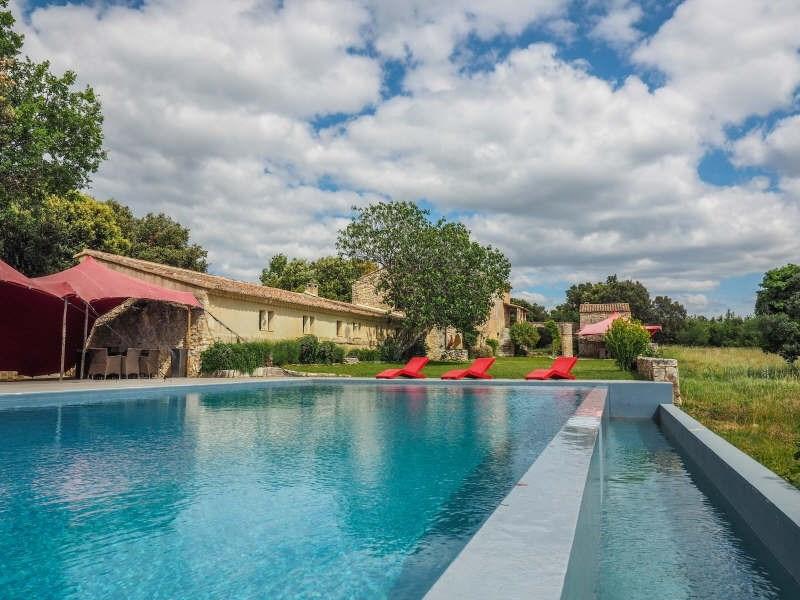 Vente de prestige maison / villa Uzes 1050000€ - Photo 2