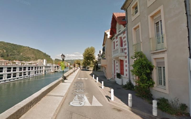 Rental apartment Tain l hermitage 665€ CC - Picture 1