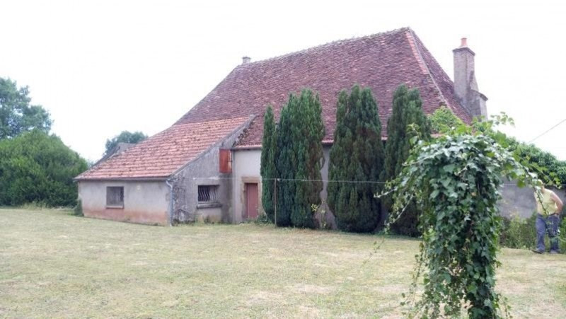 Sale house / villa St menoux 116 600€ - Picture 2