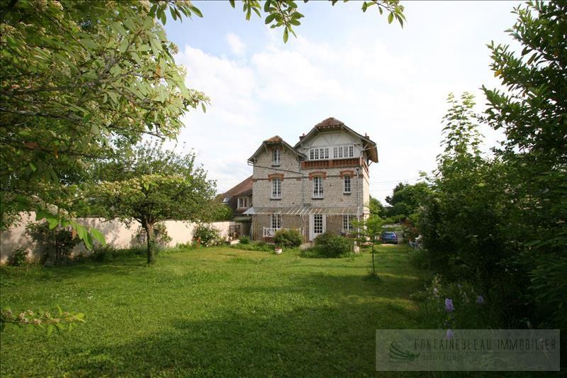 Sale house / villa Montigny sur loing 545000€ - Picture 1
