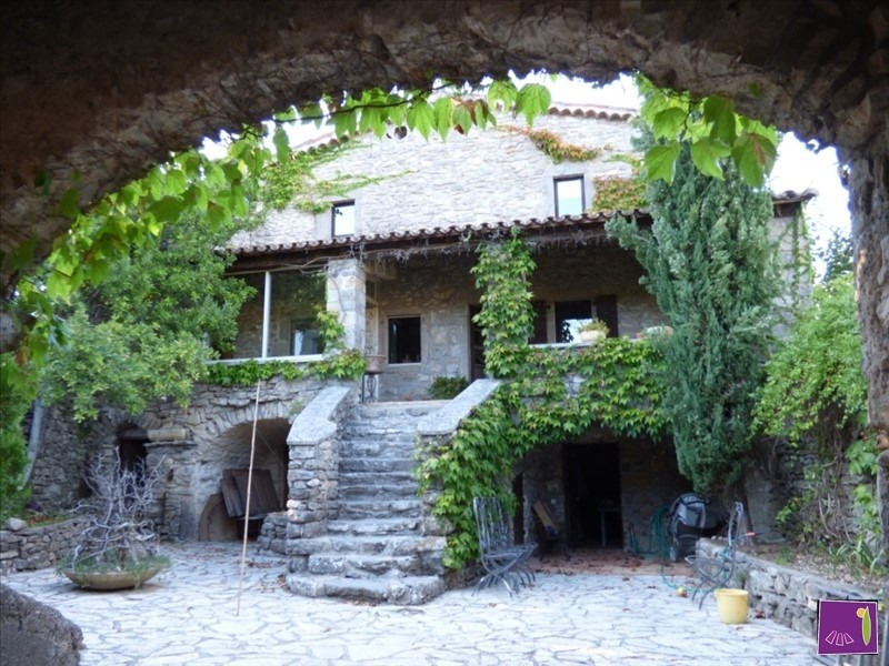Vente de prestige maison / villa Barjac 690000€ - Photo 2