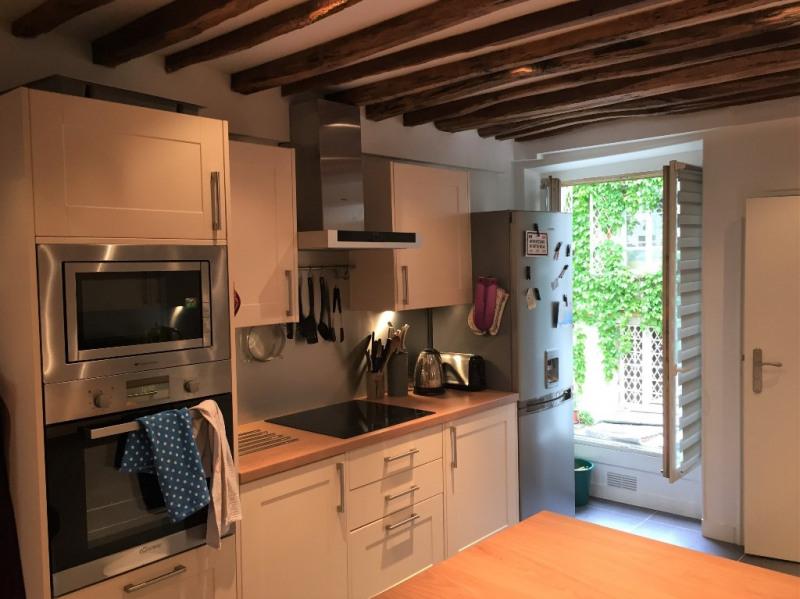 Vente appartement Paris 18ème 585000€ - Photo 3