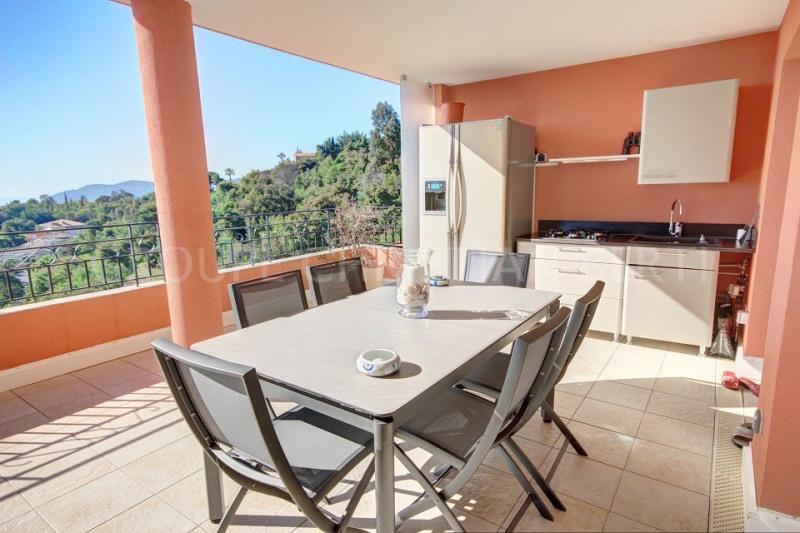 Vente de prestige appartement Mandelieu 585000€ - Photo 6