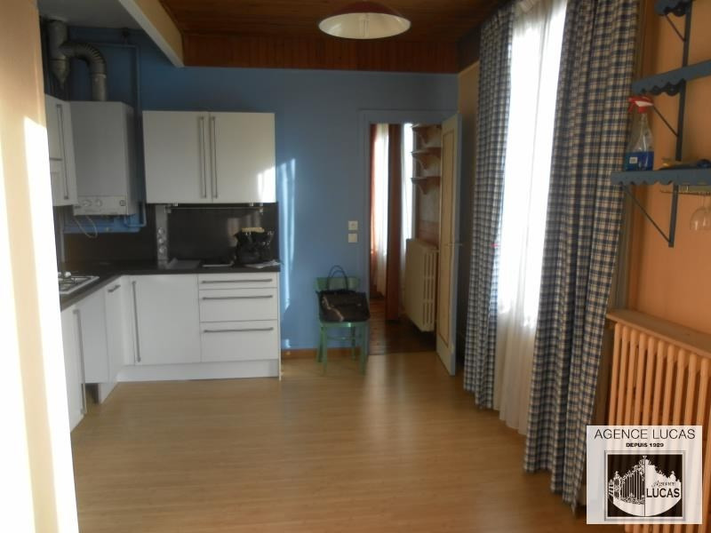 Rental apartment Bourg la reine 915€ CC - Picture 1