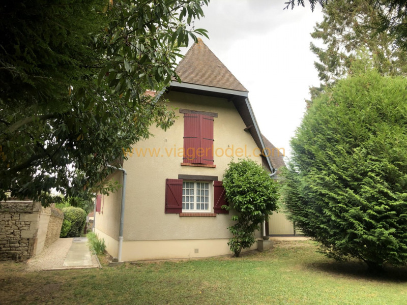 Vitalicio  casa Mouy 227500€ - Fotografía 3