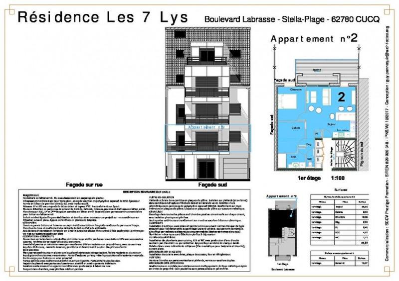 Vente appartement Stella 237667€ - Photo 5