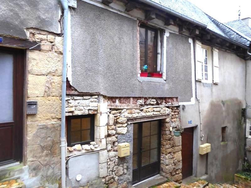 Maison en pierre restaurée a terrasson