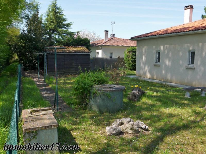 Vente maison / villa Sainte livrade sur lot 139000€ - Photo 17