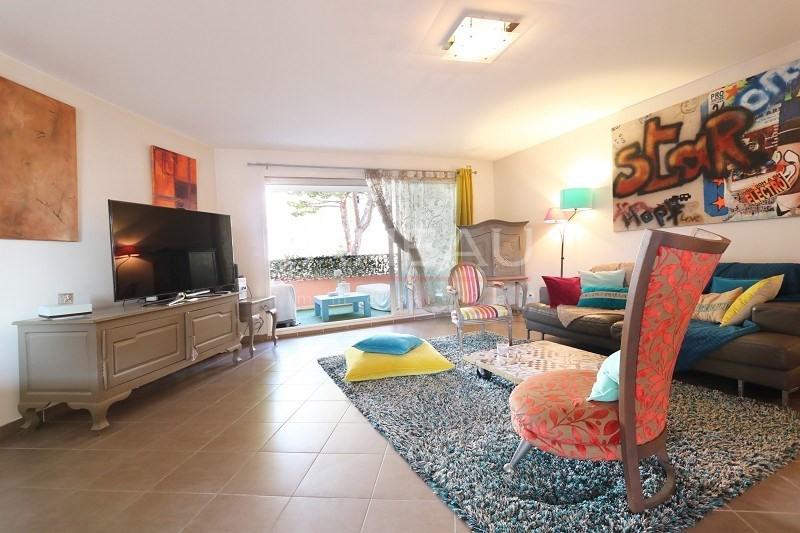 Vente de prestige appartement Juan-les-pins 377000€ - Photo 1