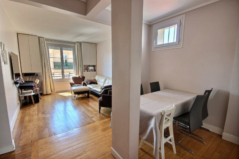 Vente appartement Levallois perret 670000€ - Photo 1