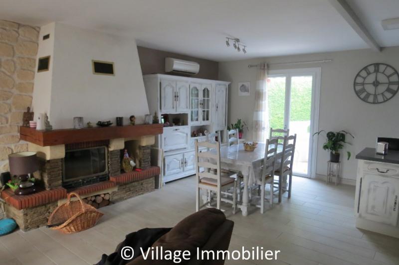 Vente maison / villa Anthon 375000€ - Photo 5