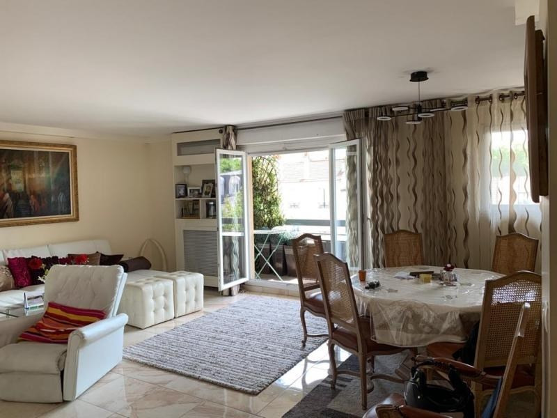 Sale apartment St maurice 651 000€ - Picture 1