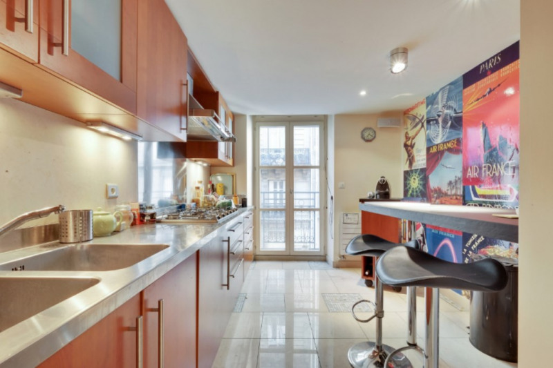 Vente de prestige appartement Paris 17ème 1680000€ - Photo 6