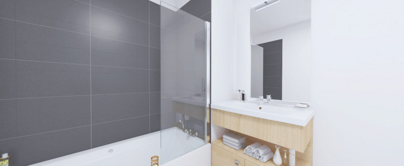 Vente appartement Villeurbanne 431000€ - Photo 3