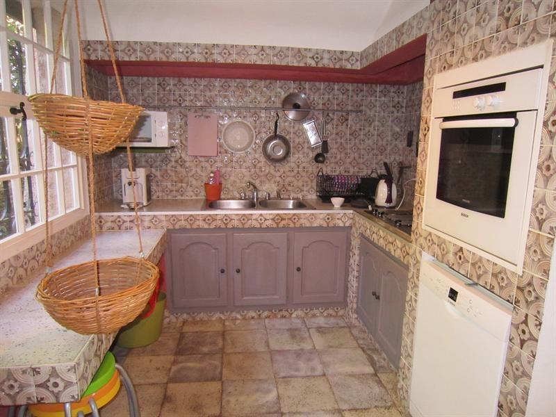 Location vacances maison / villa Cavalaire sur mer 1000€ - Photo 9
