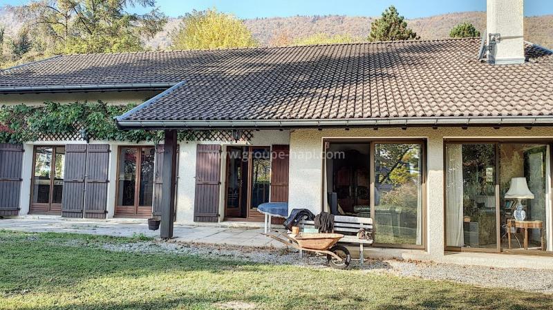Revenda residencial de prestígio casa Sévrier 840000€ - Fotografia 3