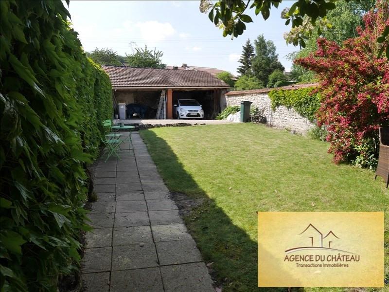 Sale house / villa Villette 275000€ - Picture 4