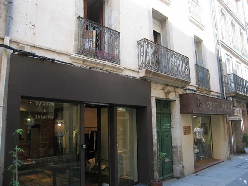 Vente immeuble Beziers 295 000€ - Photo 1