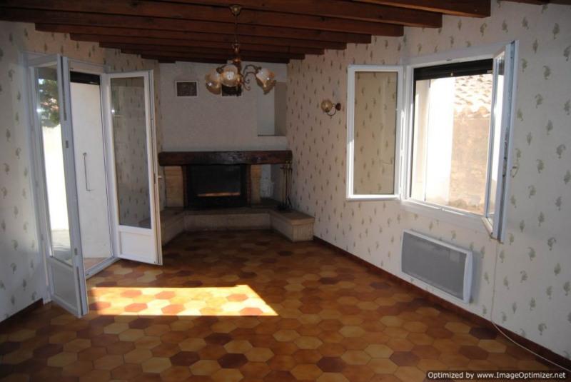 Proche Castelnaudary - maison du village avec remise