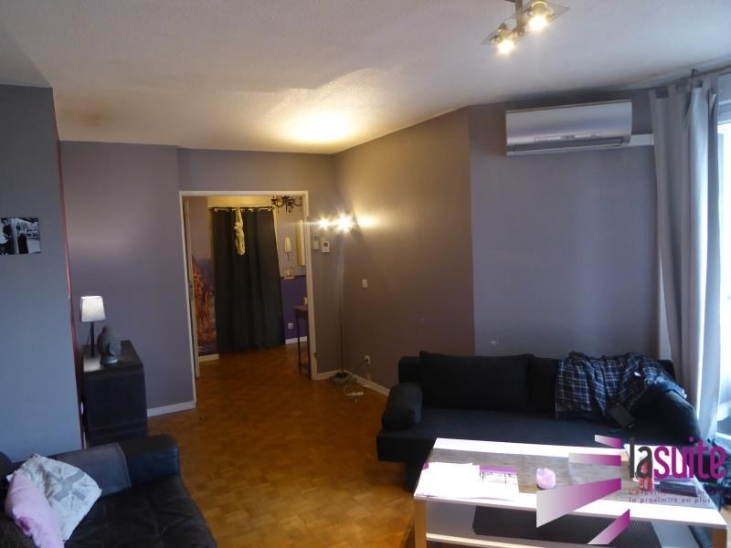 Sale apartment Lyon 8ème 267 000€ - Picture 2