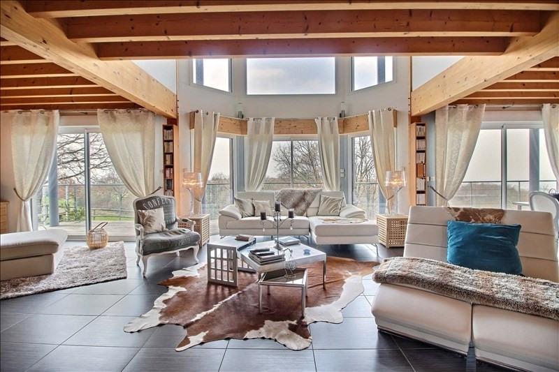 Deluxe sale house / villa Castelnau d estretefonds 750000€ - Picture 5