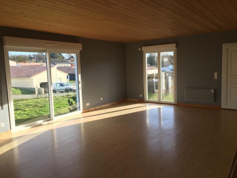 Vente maison / villa Liguge 144000€ - Photo 2
