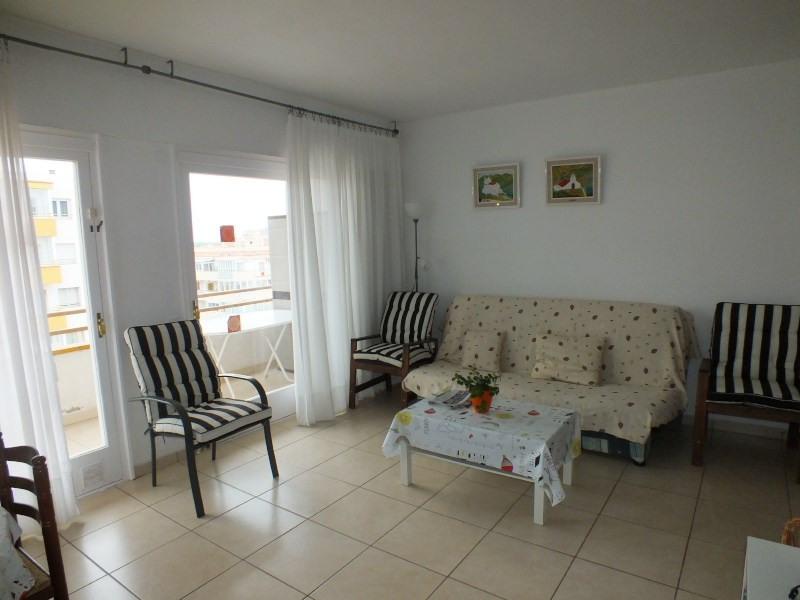 Alquiler vacaciones  apartamento Roses santa-margarita 256€ - Fotografía 10
