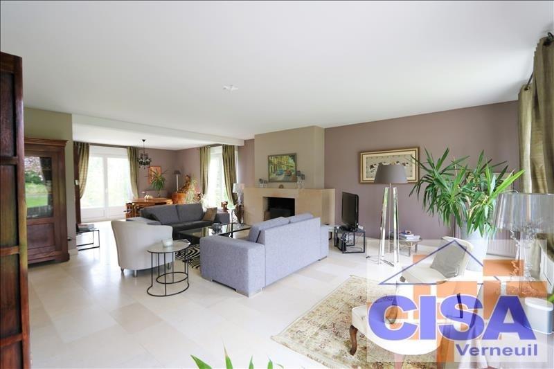 Deluxe sale house / villa Senlis 860000€ - Picture 2