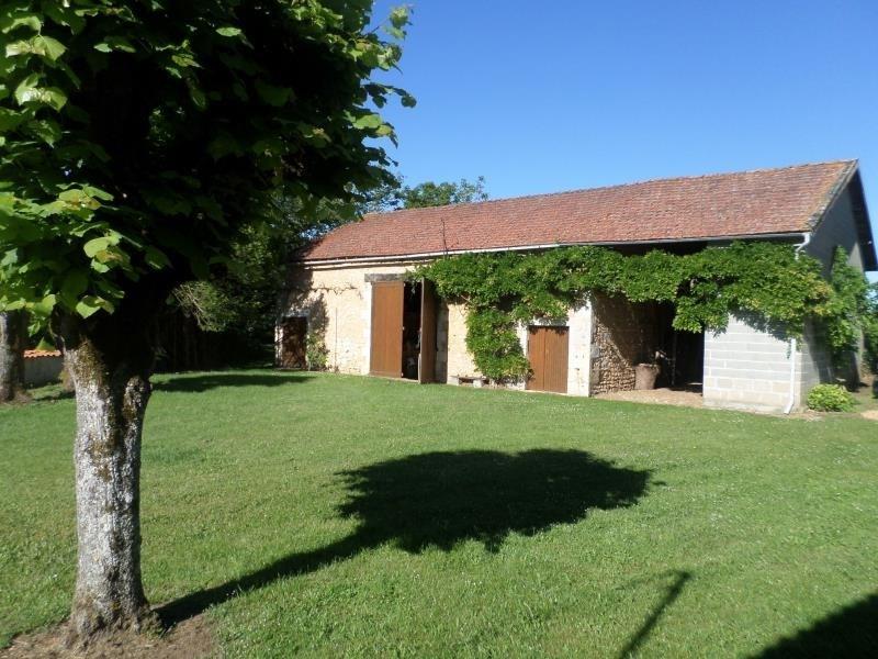 Vente maison / villa Lussac les chateaux 141000€ - Photo 6