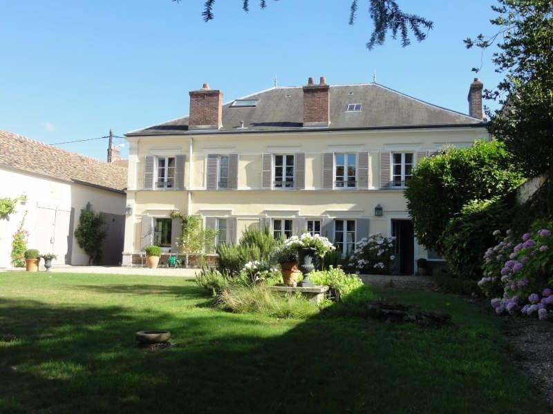 Deluxe sale house / villa Montfort l amaury 1250000€ - Picture 1