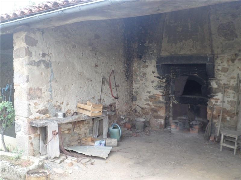 Vente maison / villa L isle jourdain 80000€ - Photo 4