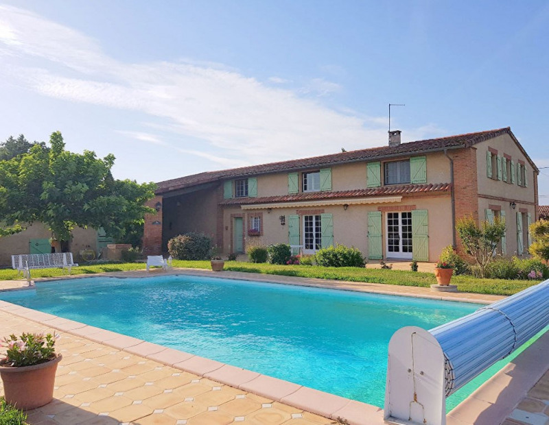 Deluxe sale house / villa Muret 595 000€ - Picture 2