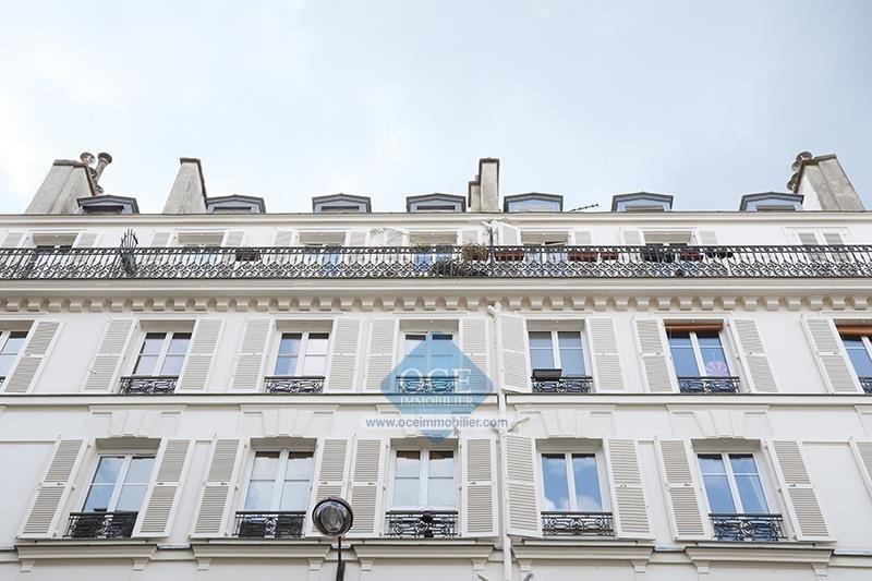 Vente appartement Paris 11ème 500000€ - Photo 1