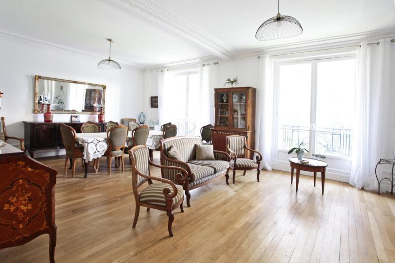 Vente de prestige appartement Paris 7ème 2420500€ - Photo 1