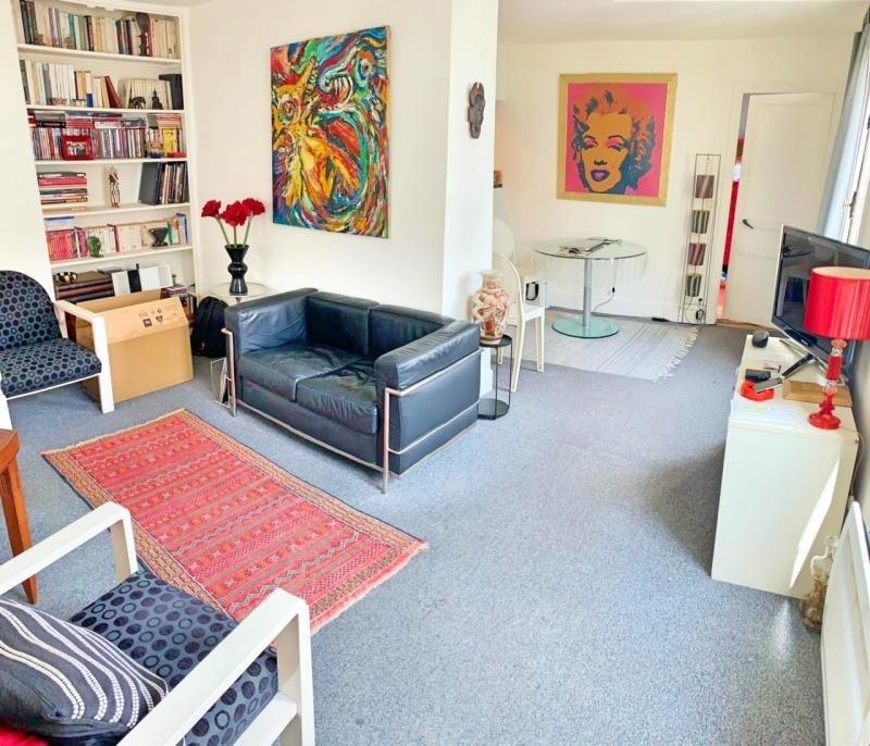 Vente appartement Paris 11ème 477000€ - Photo 1