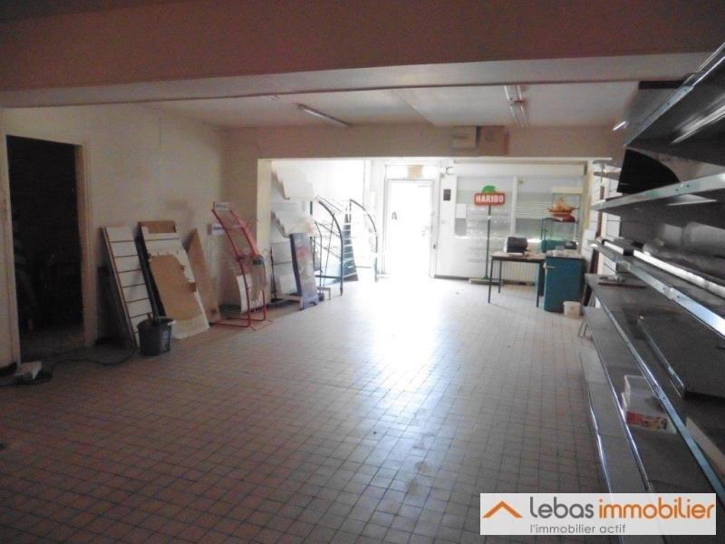 Affitto ufficio Biville la baignarde 1000€ HT/HC - Fotografia 3