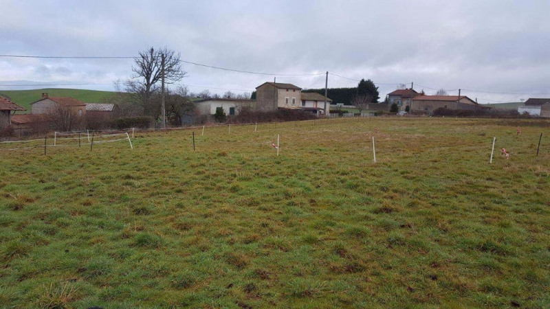 Vente terrain Courpiere 54500€ - Photo 1