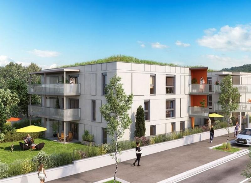 Sale apartment Aix les bains 264000€ - Picture 1