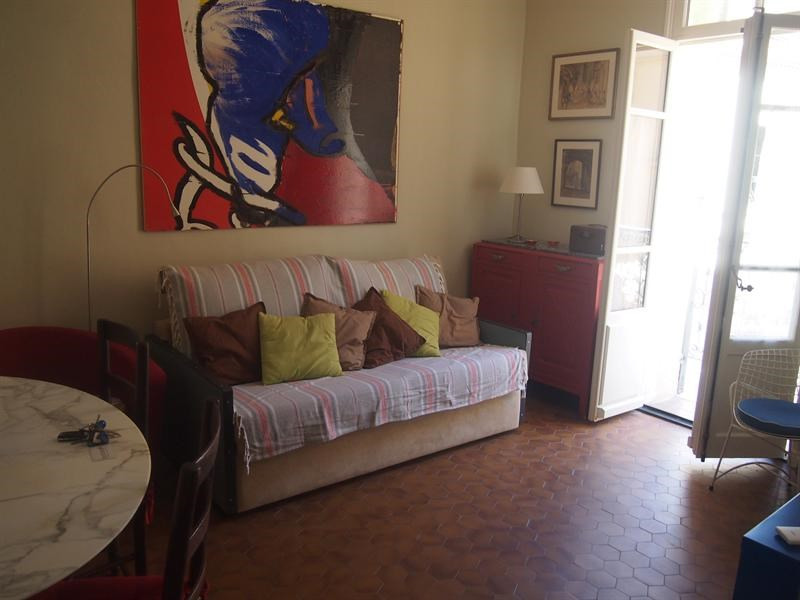 Vacation rental apartment Bandol 550€ - Picture 1