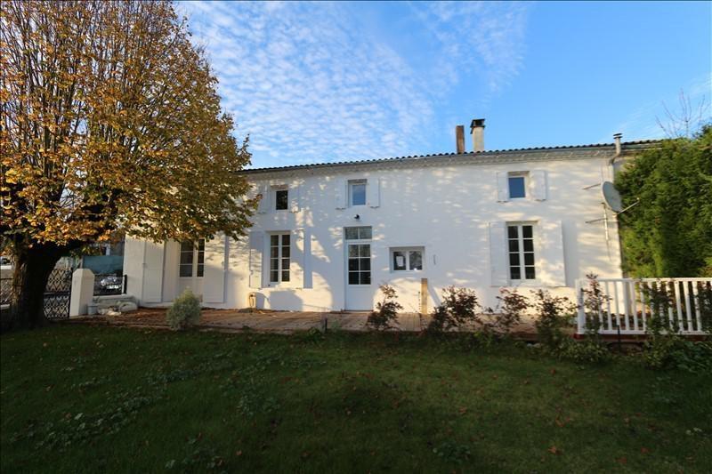 Vente maison / villa Semussac 169600€ - Photo 1