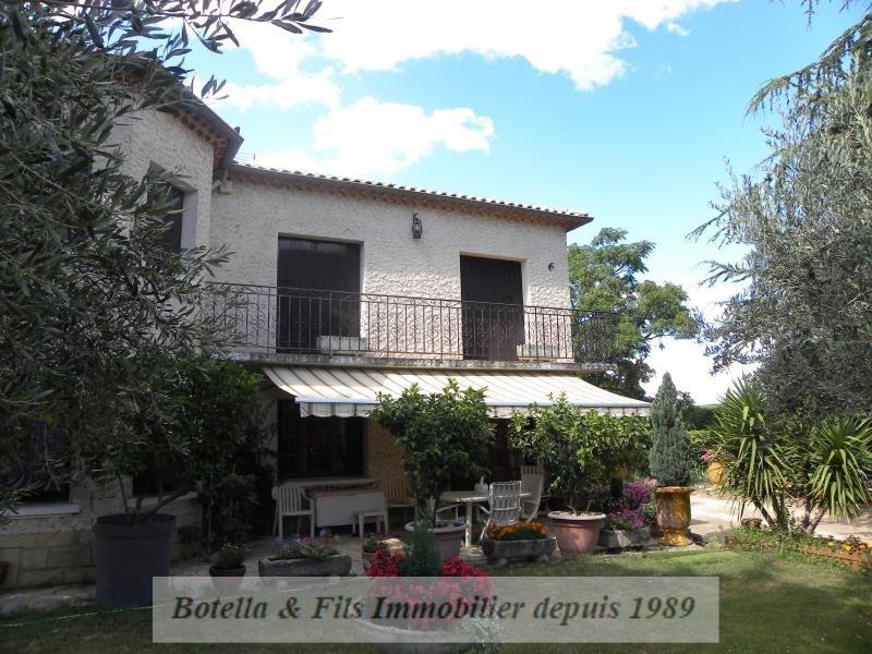 Verkoop  huis Bagnols sur ceze 319000€ - Foto 1