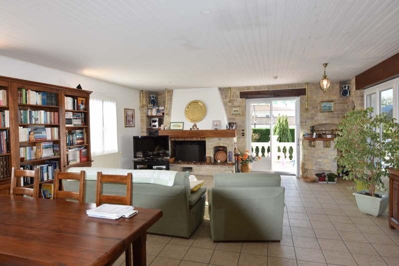 Vente maison / villa St georges de didonne 495600€ - Photo 5